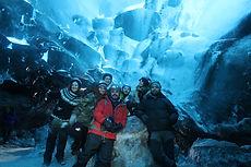 Grotte de Glace Islande
