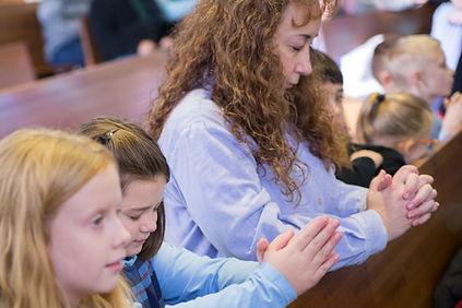Prayer Mentors