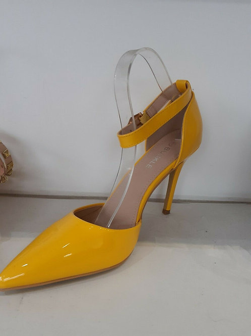 Yellow Ankle Strap  BS-221