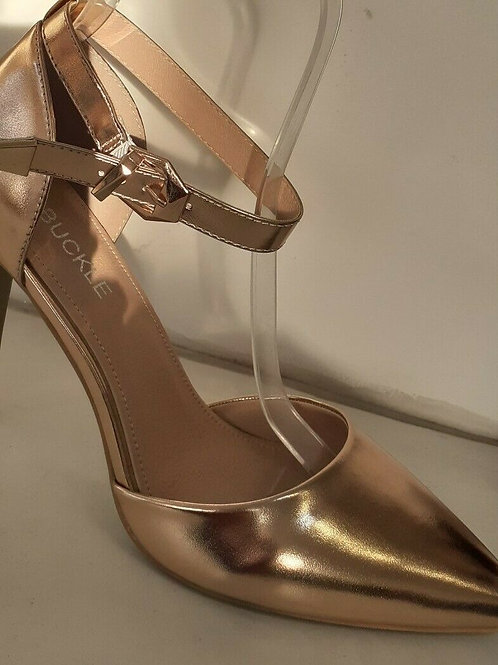 Rose Gold Ankle Strap BS-221