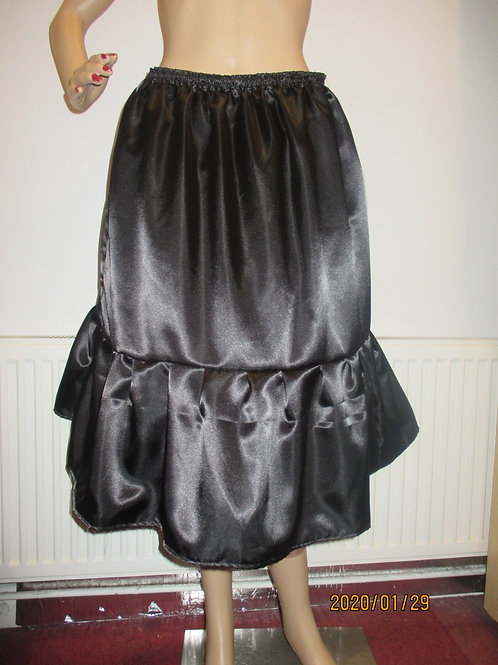 Calf Frilled Skirt