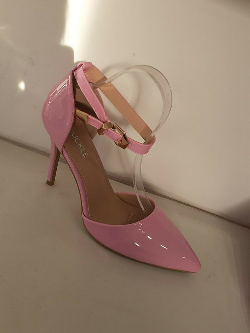Pink Ankle strap BS-221