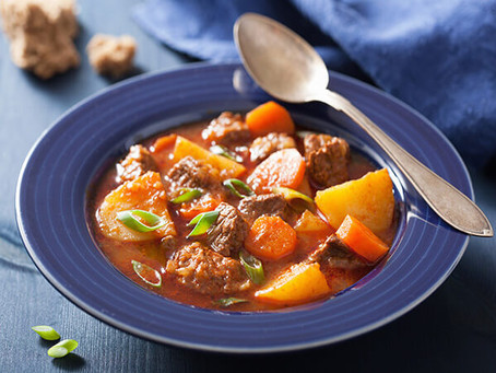 Meat and veggies stew