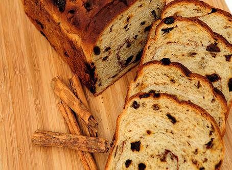 Saffron and Raisin Bread