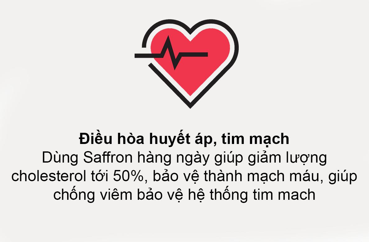 Điều hòa huyết áp, tim mạch