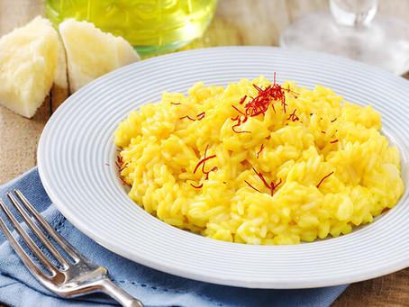 How to cook Saffron Risotto
