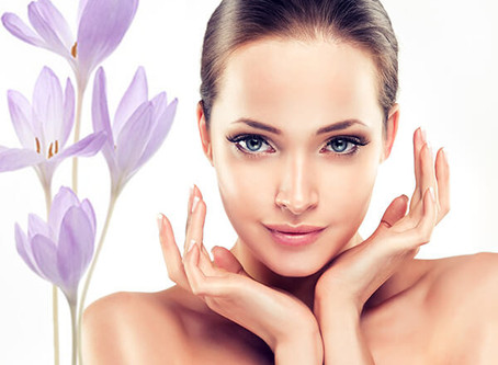 Beauty Benefits of Saffron