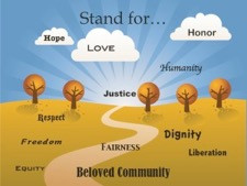 Stand for...