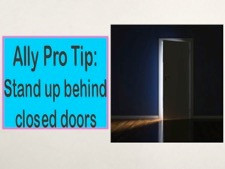 Ally Pro Tip