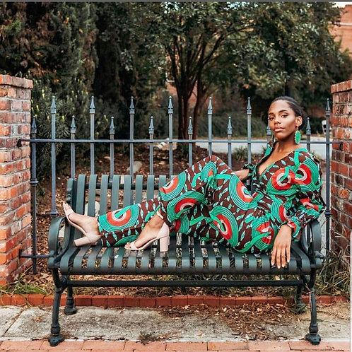 Afrocentric Jumper