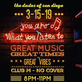 Club M - The Dudes