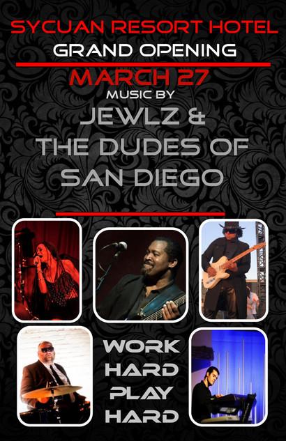 Jewlz & The Dudes
