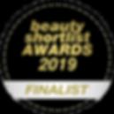 Beauty Shortlist Awards 2019