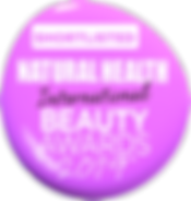 NaturalHealthInternationalBeautyAwards20