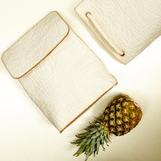 Pineapple Leather - We Are Sold!