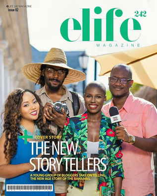 Bahamian Bloggers Are on the December Cover of eLife!