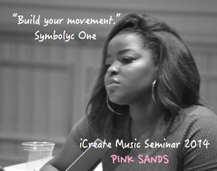"""""""Build Your Movement"""" Symbolyc One"""