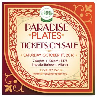Paradise Plates Is Back!