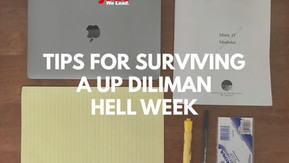 How to Survive a UP Diliman Hell Week