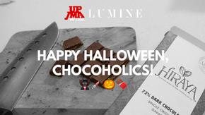 Happy Halloween, Chocoholics!