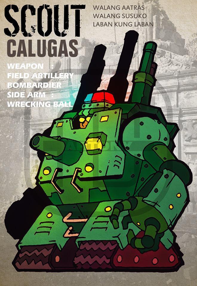Scout Calugas