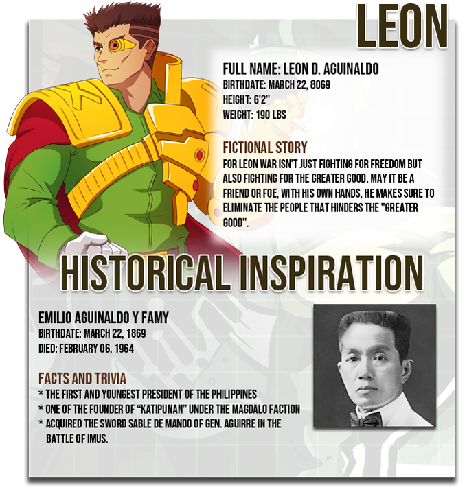 Leon Aguinaldo