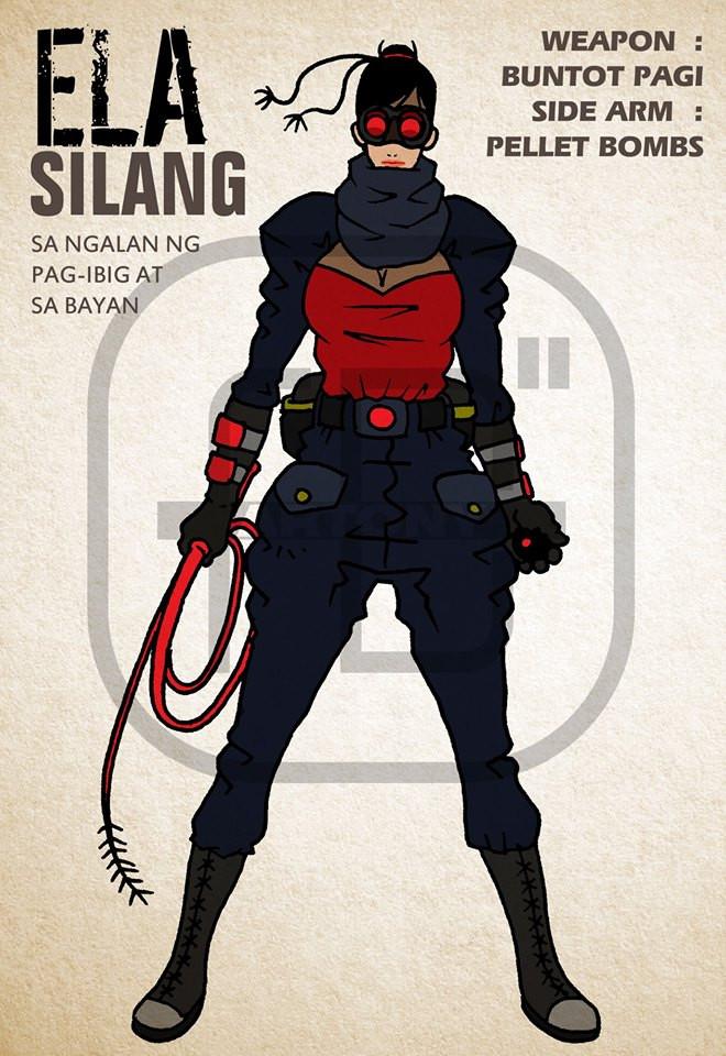 Ela Silang
