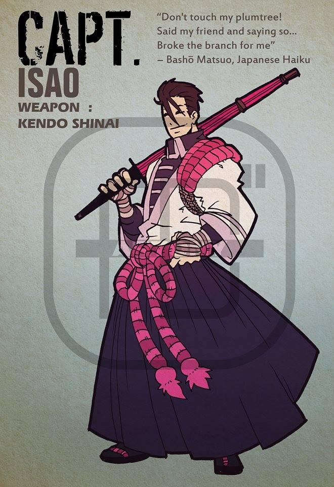 Capt Isao