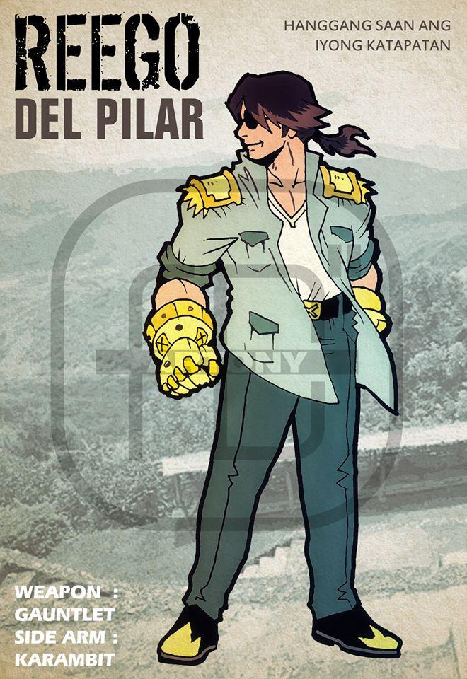 Reego Del Pilar