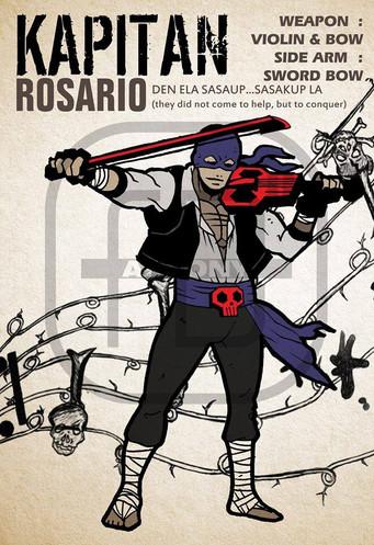 Kapitan Rosario