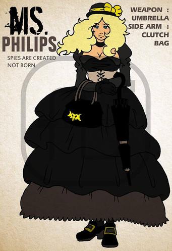 Ms. Philips