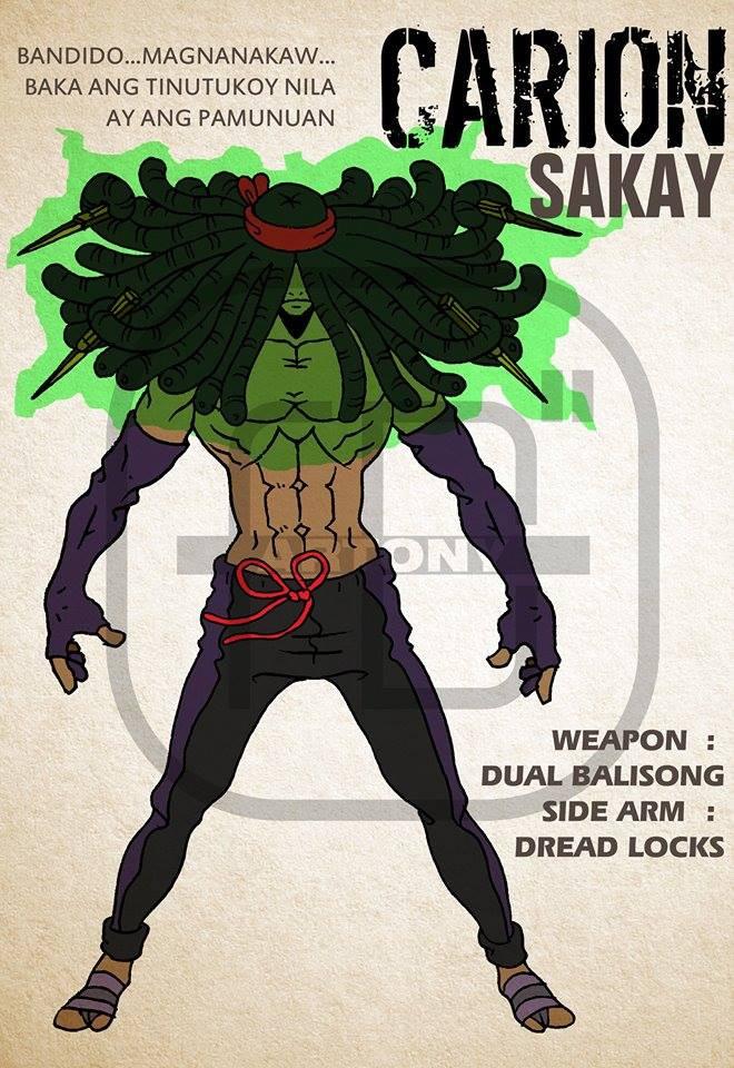 Carion Sakay