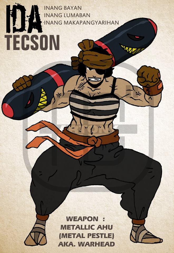 Ida Tecson