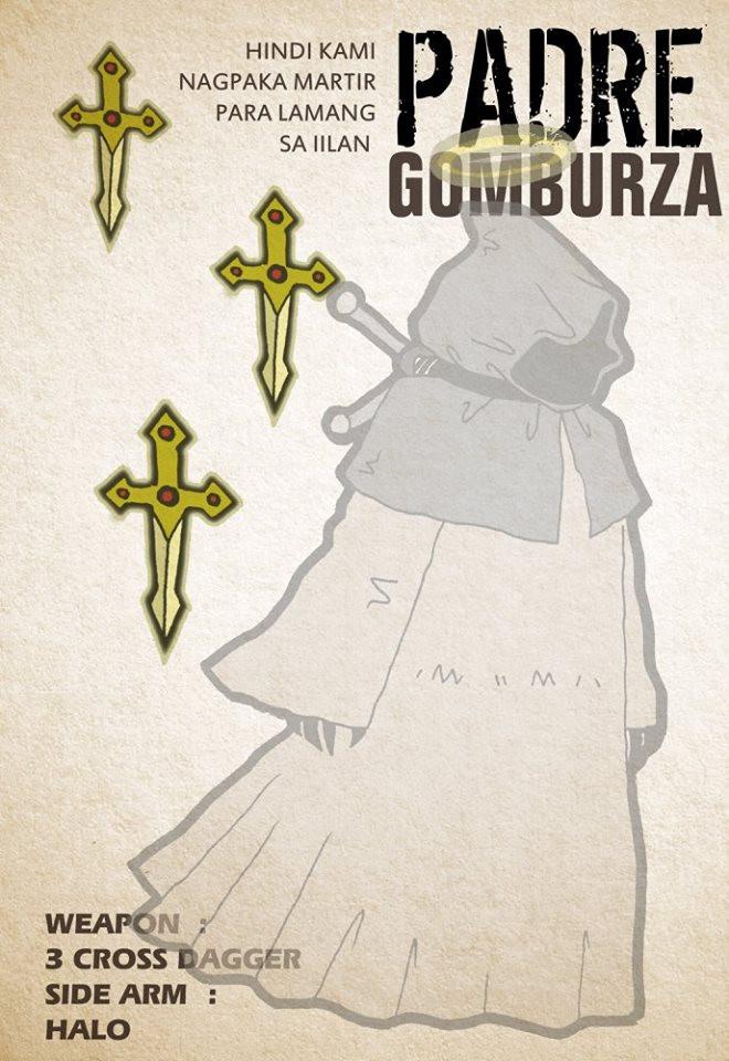 Padre Gomburza
