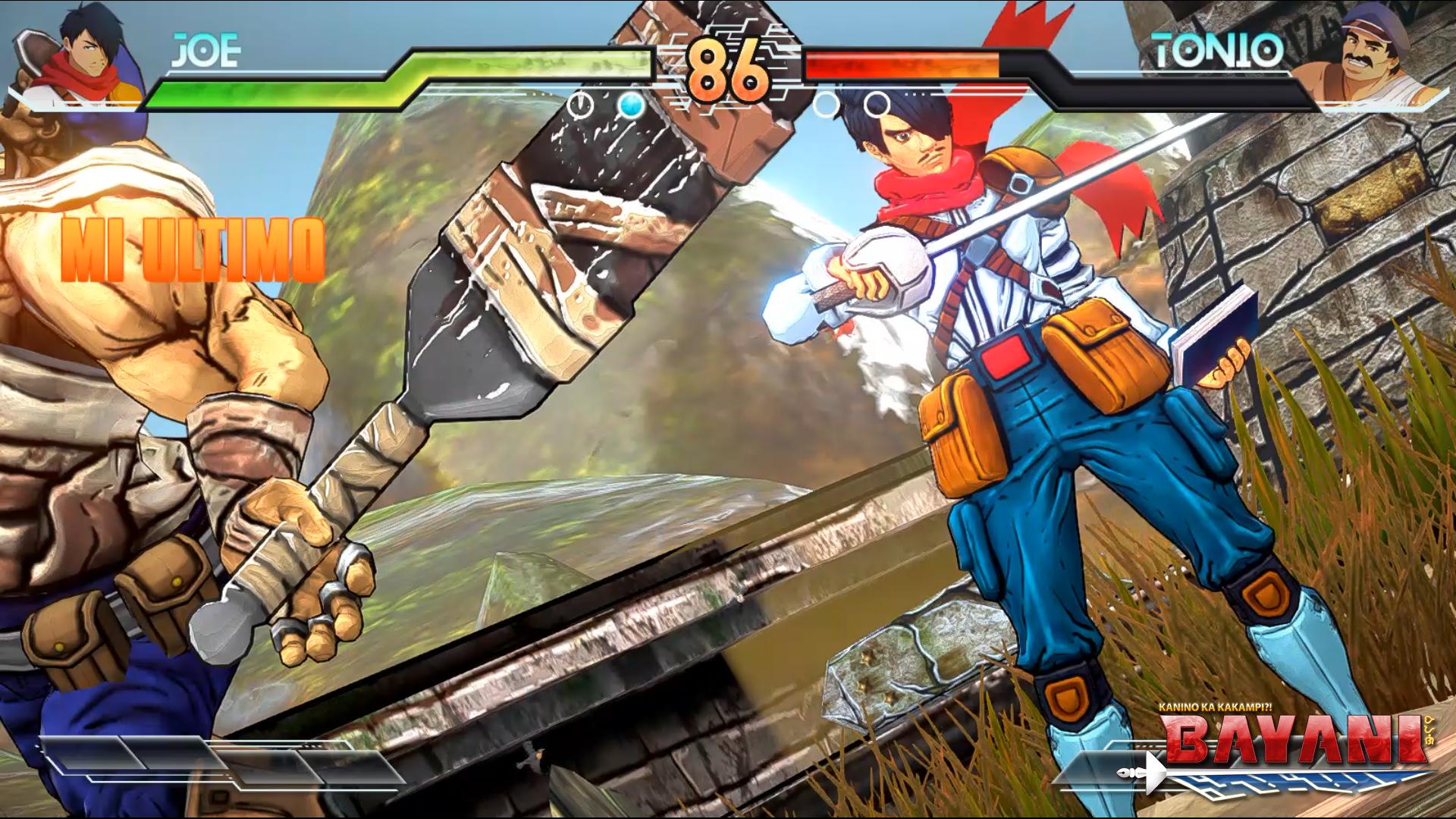 BAYANI:Fighting Game
