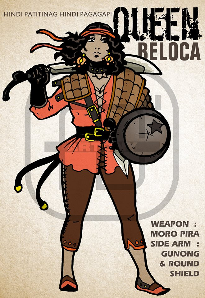 Queen Beloca