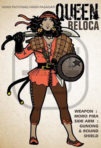 Queen Beloca