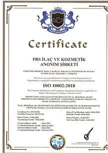 kozmetik üretim ve satış yetki belgesi