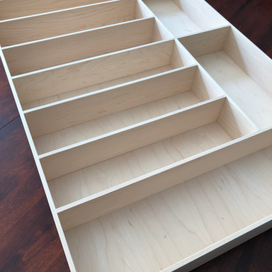 Custom Drawer Organizer