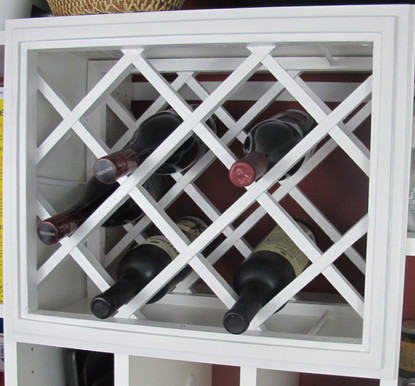 Pantry Wine Rack