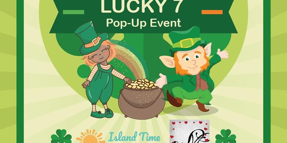 Lucky 7 Pop-Up Event
