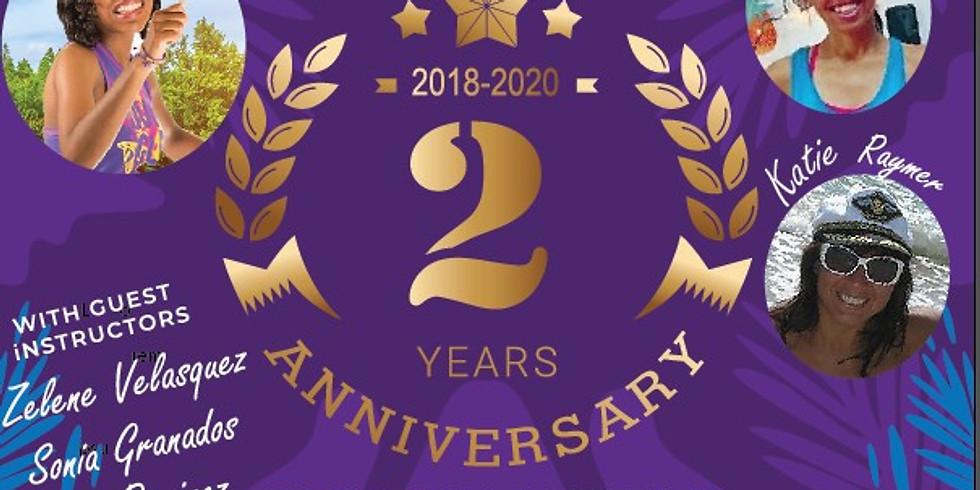 2-Year Anniversary Celebration!