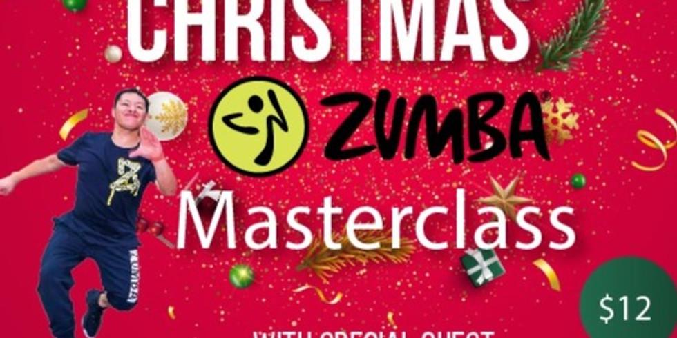 Merry Christmas Zumba Masterclass w/ Carlos Garcia!