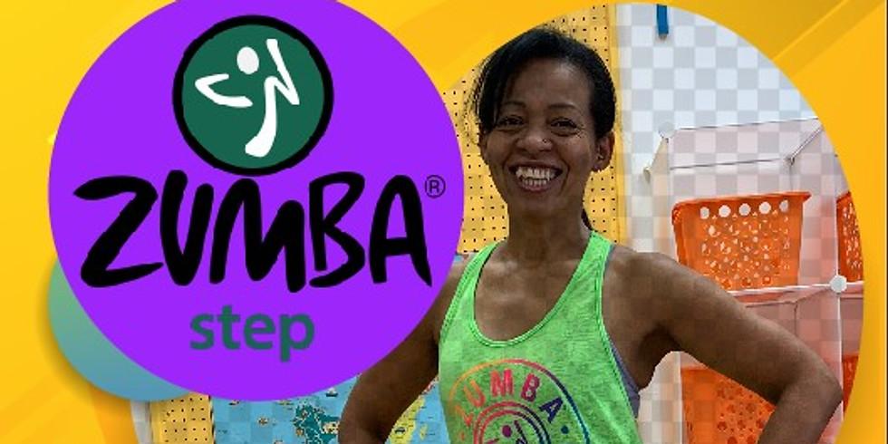 Zumba Step With Aya!