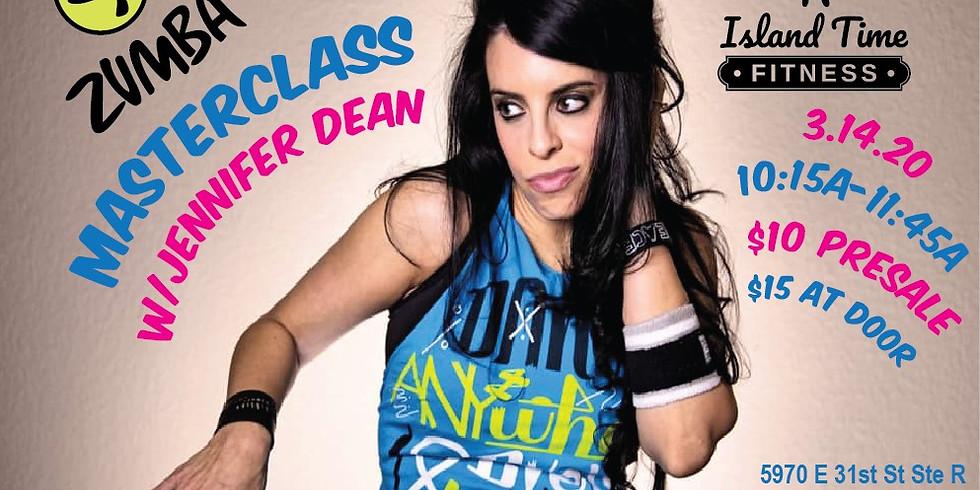 Masterclass with Jennifer Dean