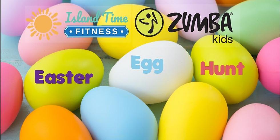 Zumba Kids Easter Egg Hunt