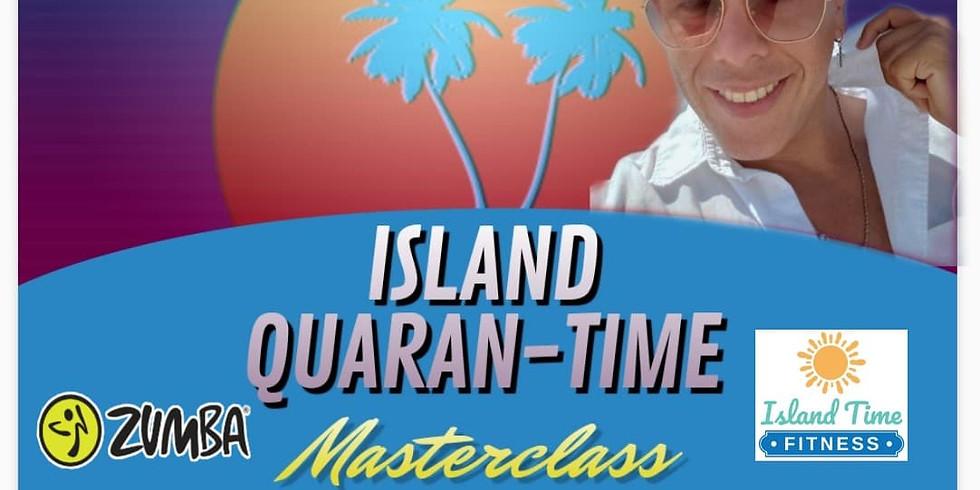 Island QUARAN-TIME MASTERCLASS W/ HECTOR CASE!