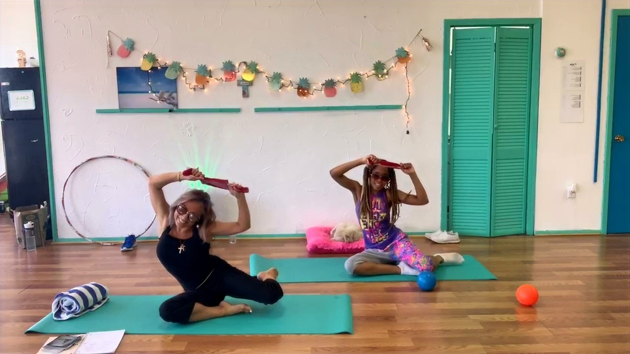 Virtual Paradise Pilates