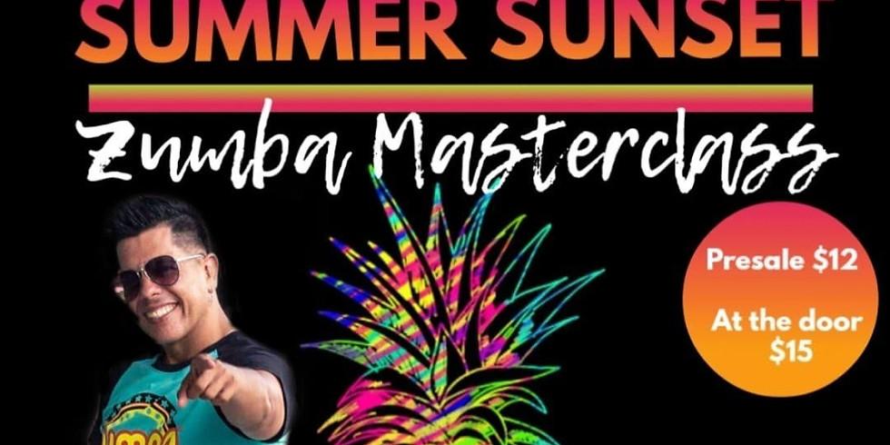 Summer Sunset Zumba Masterclass w/ Hector Case!
