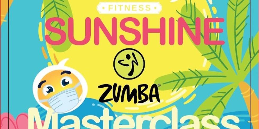 Sunshine Zumba Masterclass With Monica & Ginger!